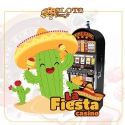 Machines à sous sur La Fiesta